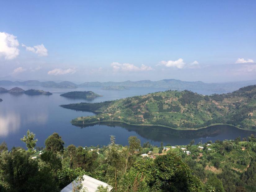 Rwandan Lake